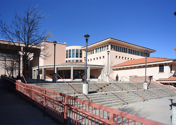 NMHU Thomas C Donnelly Library